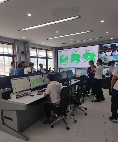 湖南机场集团气象预报服务中心项目通过行业验收