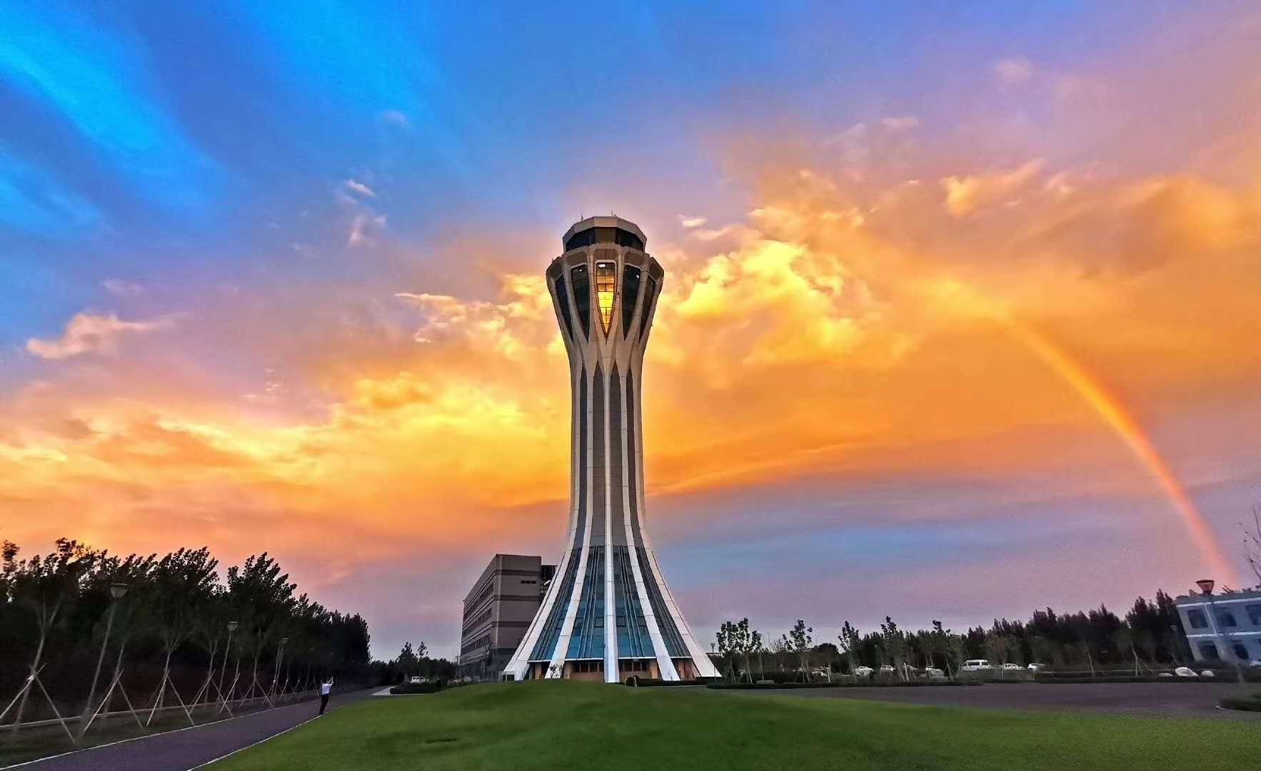 北京新机场工程空管工程中本场空管工程工艺设备工程