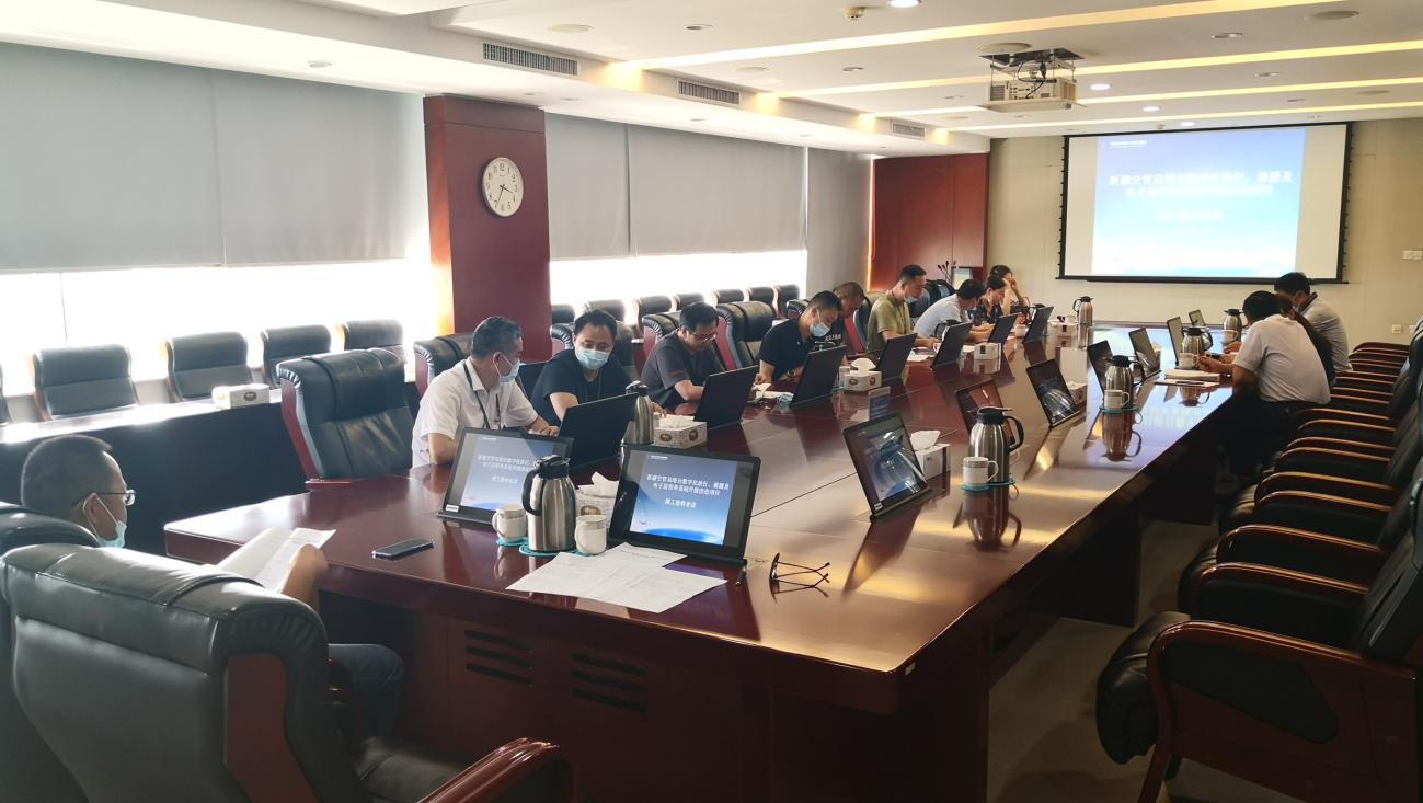 新疆空管局塔台数字化放行、通播及电子进程单系统升级改造项目顺利通过竣工验收