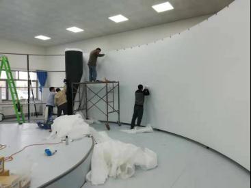 内蒙古民航机场集团公司模拟机训练中心、情报中心改造工程施工乐动体育app无法登录