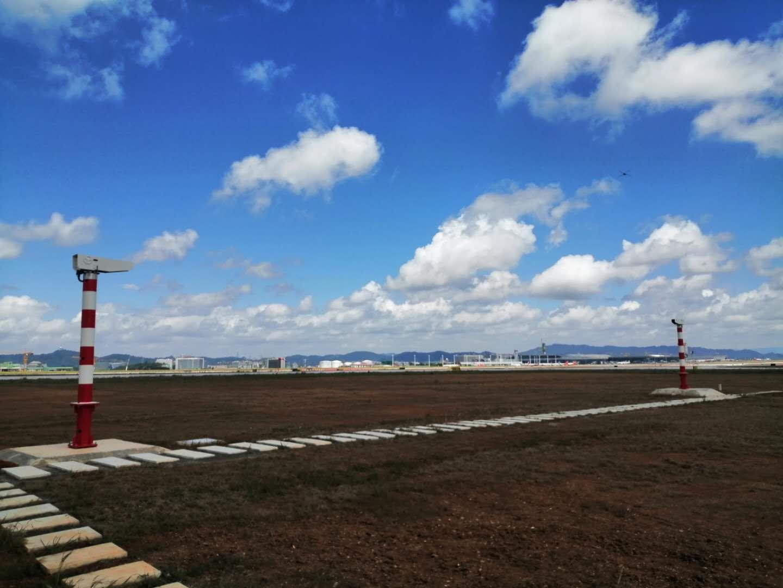 贵阳龙洞堡国际机场三期扩建空管工程二跑道气象自动观测系统工程