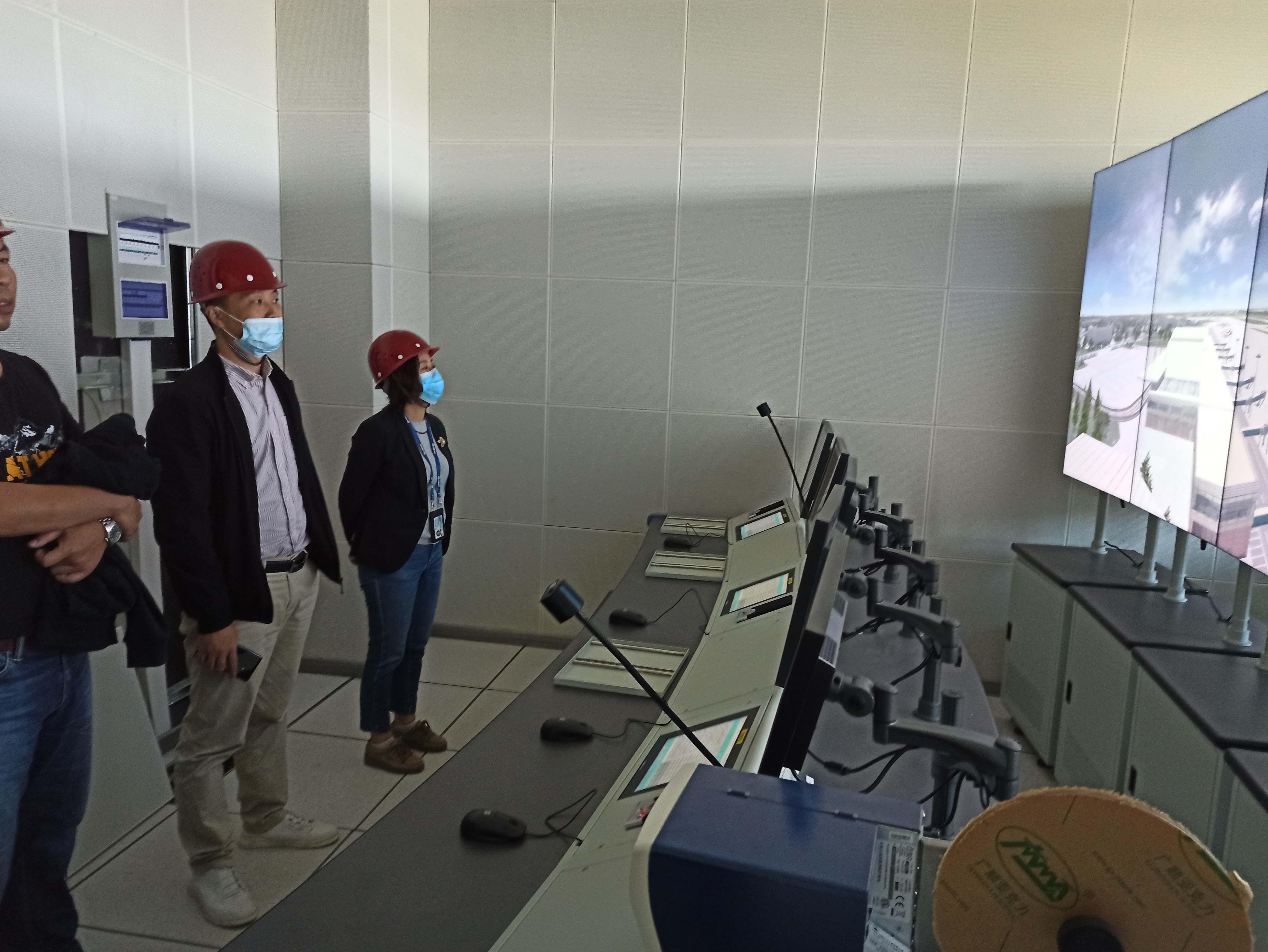 河北空管分局空管训练设施工程项目顺利通过现场自验收