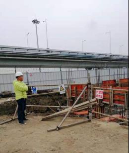 西南空管局新建成都双流机场气象观测站工程施工乐动体育app无法登录